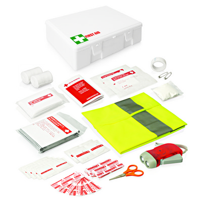 Picture of 49pc Emergency First Aid Pack
