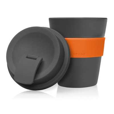 Picture of Cup 2 Go - 356mL - Flip Top Cup