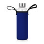 600mL Glass Drink Bottle w/Neoprene Slee
