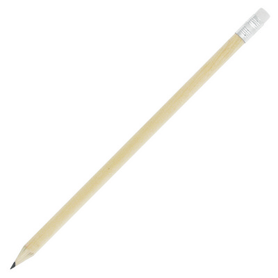 Picture of Sharpened Pencil w/Eraser
