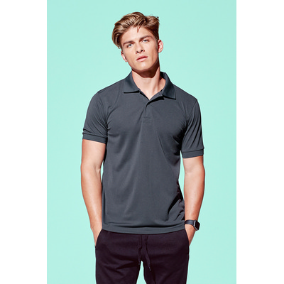 Picture of Men's Active Pique Polo