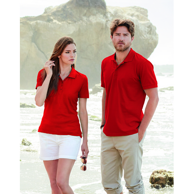 Picture of Men's Premium Cotton Polo