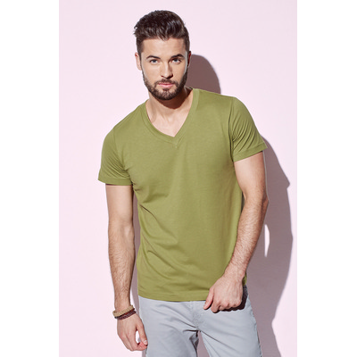 Picture of Men's Organic V-Neck
