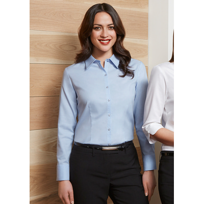 Picture of Ladies Luxe Long Sleeve Shirt