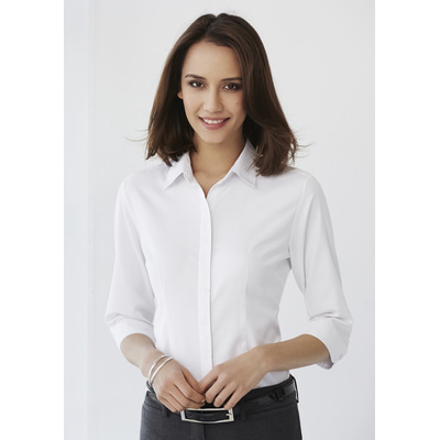 Picture of Ladies Stirling 3/4 Sleeve Shirt