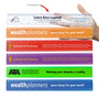 Transparent 30cm Premium Plastic Ruler