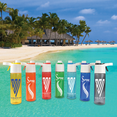 Picture of Bahama Water Bottle / Mister 600ml