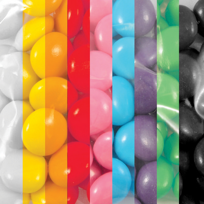 Picture of Corporate Colour Choc Buttons