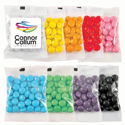 Picture of Corporate Colour Choc Buttons in 50 Gram