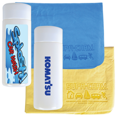 Picture of Supa Cham Chamois / Body Towel in Tube
