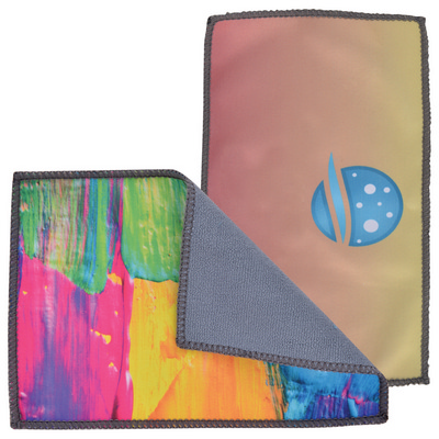 Picture of Smart Custom Microfibre Cleaning Cloth