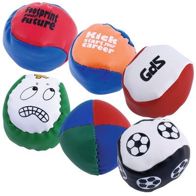 Picture of Custom PVC Hacky Sack / Juggling Ball