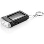 Solar power torch keyring