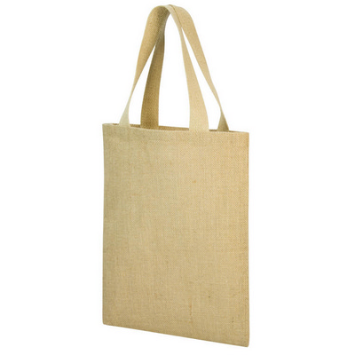 Picture of A4 jute shopper bag