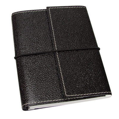 Picture of ECO notebook with elastic closure