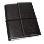 ECO notebook with elastic closure