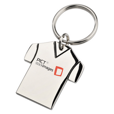 Picture of T-shirt keyring