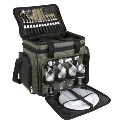 Picture of 4 person picnic bag with cooler