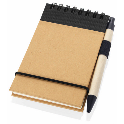 Picture of A6 Recycled jotter