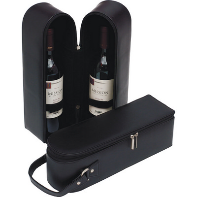 Picture of Tuscan wine holder  - Double