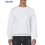 Gildan Heavy Blend Adult Crewneck Sweatshirt White