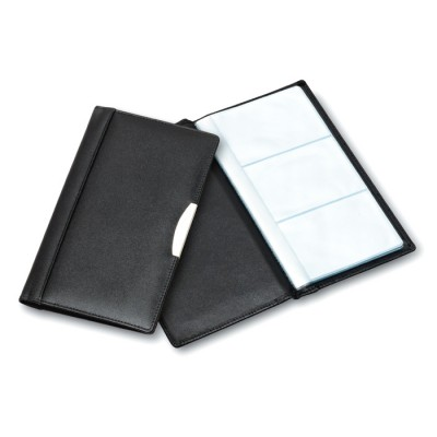 Picture of Executive Leather Card File