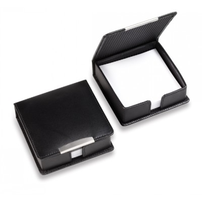 Picture of Executive Leather Memo Box