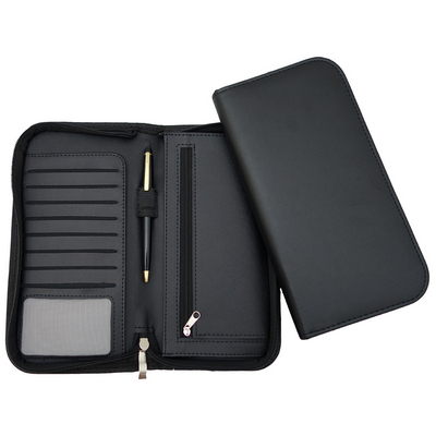 Picture of Deluxe Zip Travel Wallet