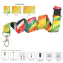 Polyester Sublimation Lanyard