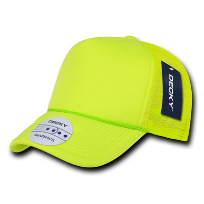 Picture of Solid Color Neon Trucker Cap