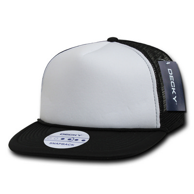 Picture of Two Tone Flat Bill Foam Cap
