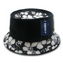Floral Brim Fisherman Hat