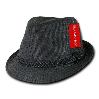 Picture of Paper Straw Fedora