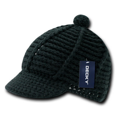 Picture of Crocheted Short Jeep Cap