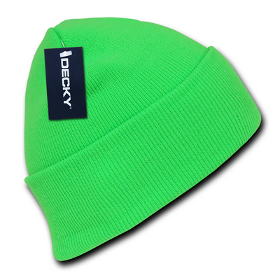 Picture of Neon Acrylic Beanie (Long)