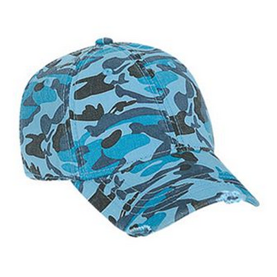 Picture of Youth Six Panel Low Profile Style Cap