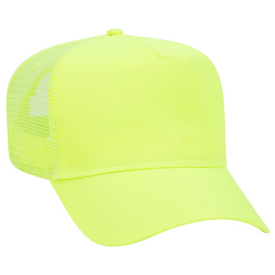 Picture of Five Panel Pro Style Mesh Back Cap