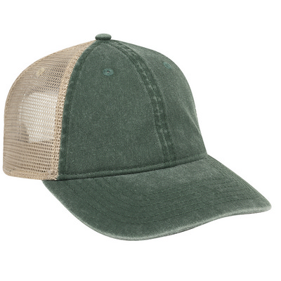 Picture of Six Panel Low Profile Mesh Back Cap