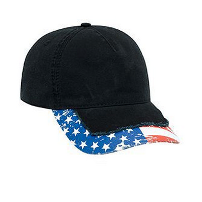 Picture of Five Panel Low Profile Style Cap