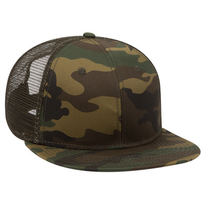 """Picture of """"OTTO SNAP"""" Six Panel Pro Style Mesh Bac"""