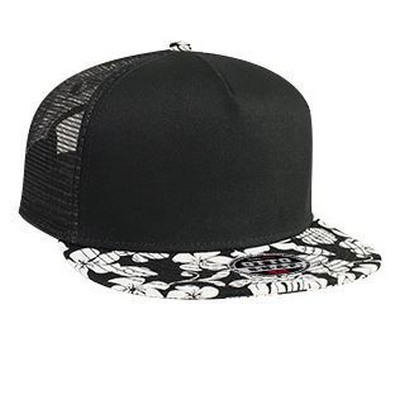 """Picture of """"OTTO SNAP"""" Five Panel Pro Style Mesh Ba"""