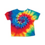 MULTI-SPIRAL TODDLER T-SHIRT