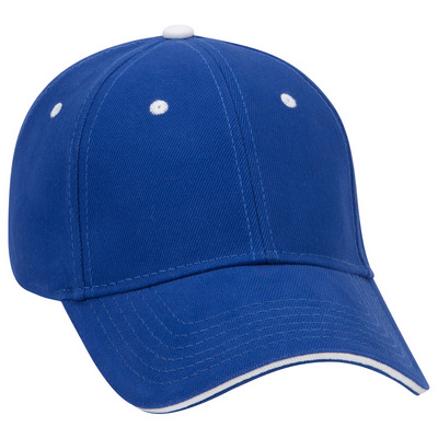 Picture of Six Panel Low Profile Style Cap