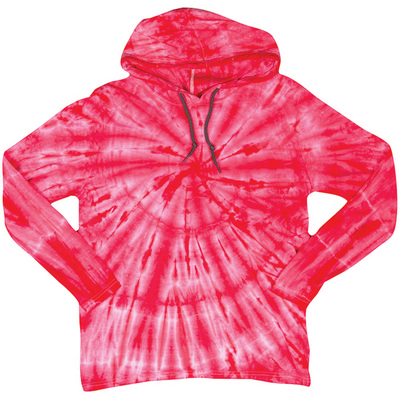 Picture of TIE DYED HOODED T-SHIRT