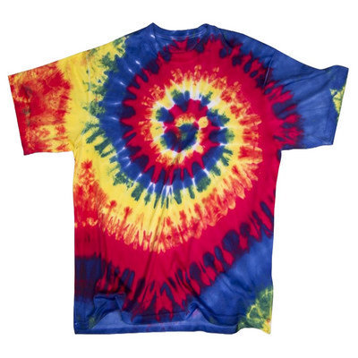Picture of POLYESTER TIE DYED T-SHIRT