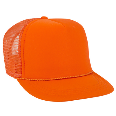 Picture of Youth High Crown Mesh Back Cap