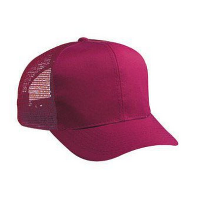 Picture of Youth Six Panel Pro Style Mesh Back Cap