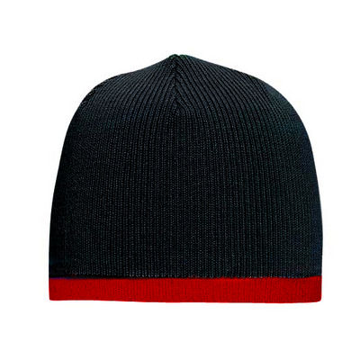 "Picture of 8"" Beanies With 7/8"" Trim"