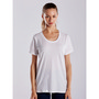 WOMEN'S SHORT SLEEVE LOOSE FIT BOYFRIEND