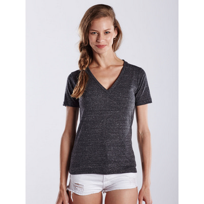 Picture of WOMEN'S TRI-BLEND V-NECK